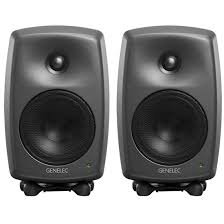 Genelec 8030CPM Studio Monitors (Pair) Image