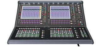 DiGiCo SD12 72 Channel Live Mixing Console Image