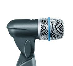 Shure Beta56a Dynamic Vocal/Tom Microphone Image