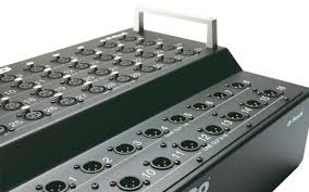 DiGiCo D Rack 32x16 MADI Stage Box Image