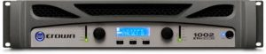 Crown XTi 1002 2 Channel Power Amplifier Image