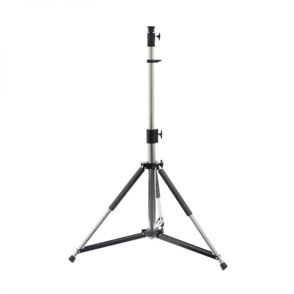 Chrome Finished Tripod Follow Spot Stand Image