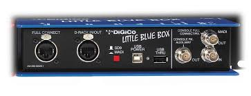 DiGiCo Little Blue Box Image